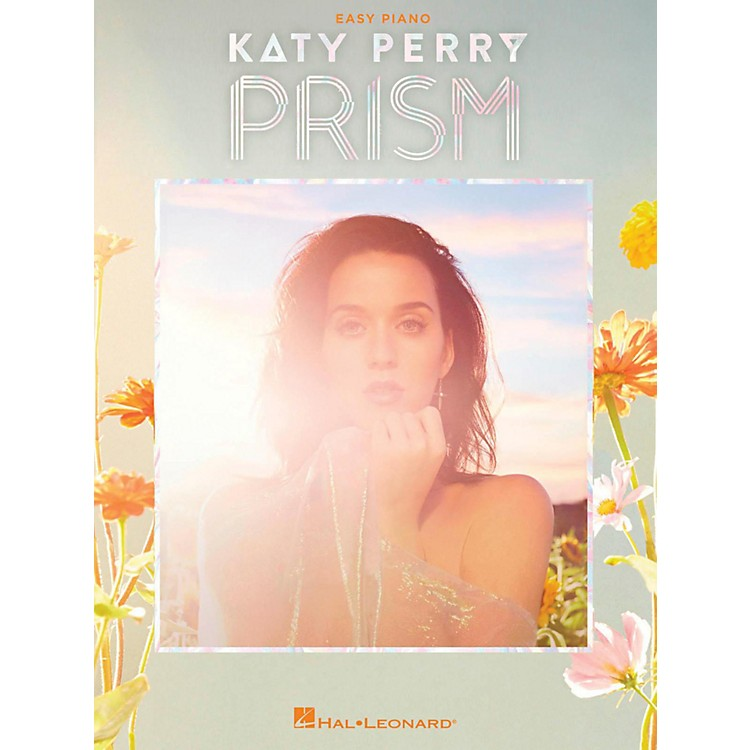 Hal Leonard Katy Perry - Prism for Easy Piano