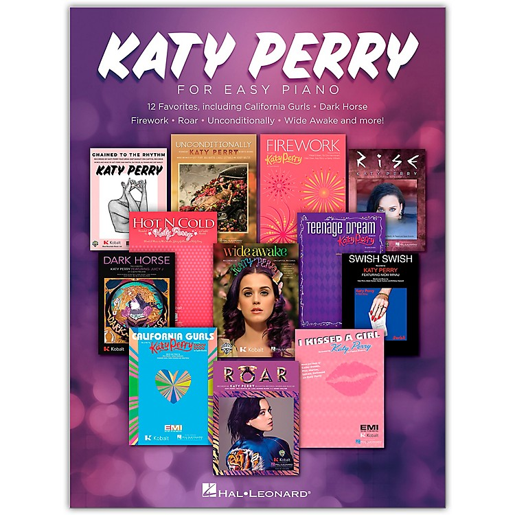 Hal LeonardKaty Perry for Easy Piano