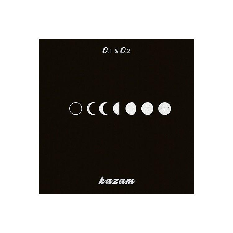 AllianceKazam - 0.1 & 0.2 (glow In The Dark Vinyl)