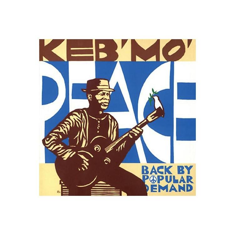 AllianceKeb' Mo' - Peace Back By Popular Demand