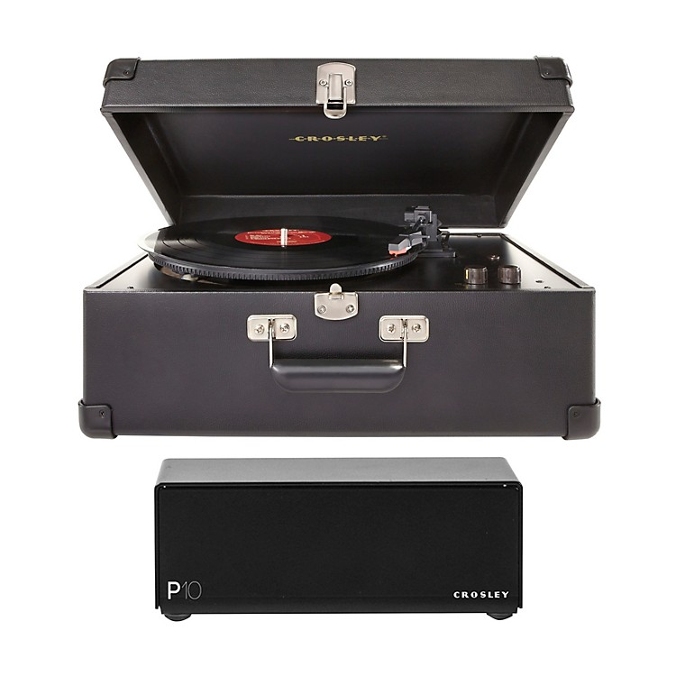 Crosley Keepsake Portable USB Record Player with Preamp