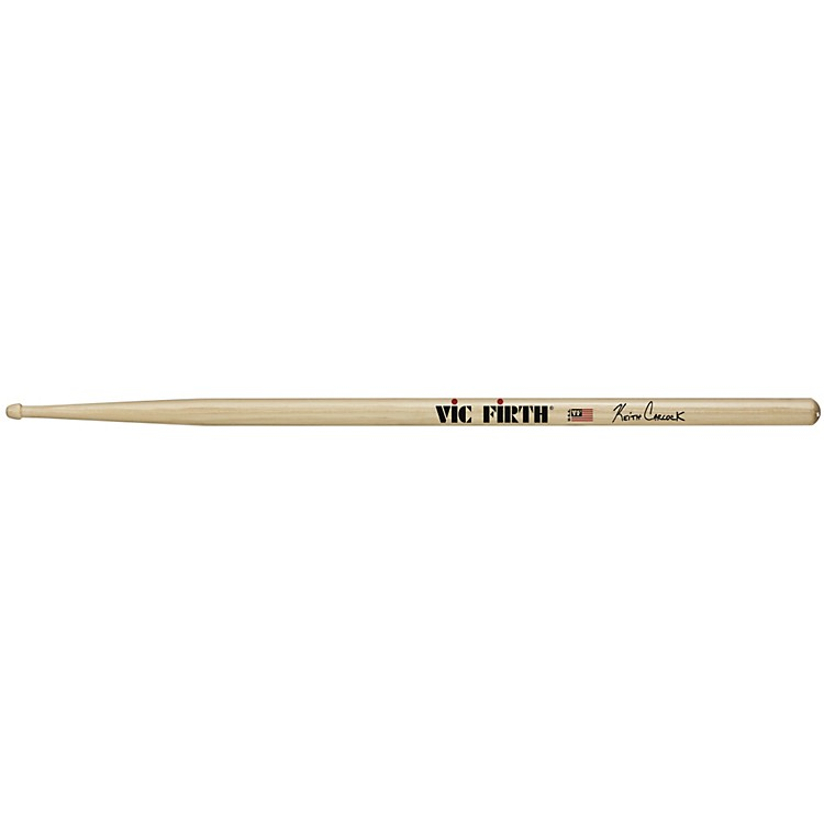 Vic Firth Keith Carlock Signature Drum Sticks Hickory Wood Tip