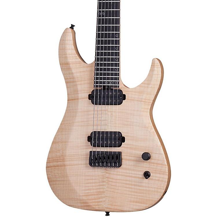 Schecter Guitar ResearchKeith Merrow KM-7 MK-II 7-String Electric GuitarNatural Pearl