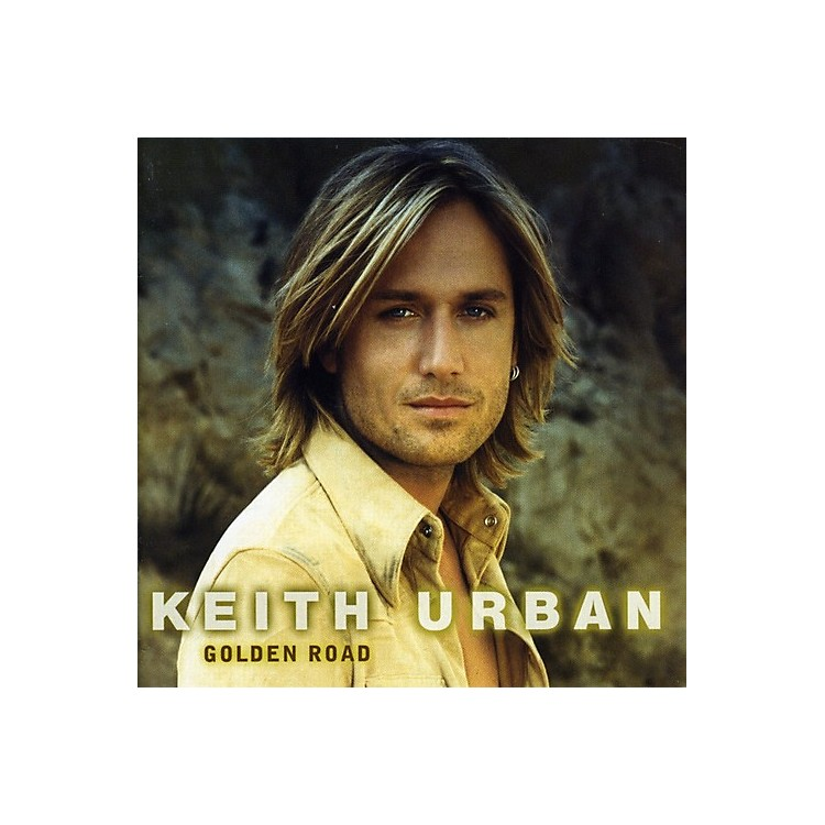 Alliance Keith Urban - Golden Road (CD)
