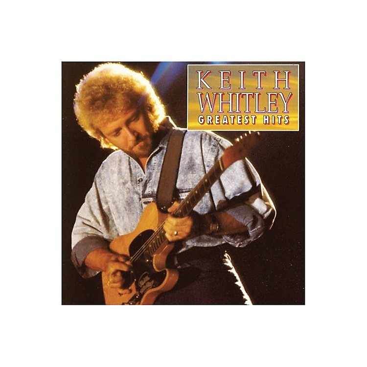 AllianceKeith Whitley - Greatest Hits (CD)