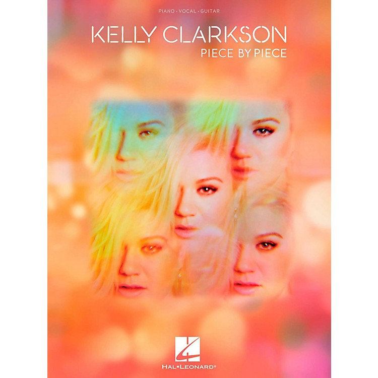 Hal LeonardKelly Clarkson - Piece By Piece Piano/Vocal/Guitar