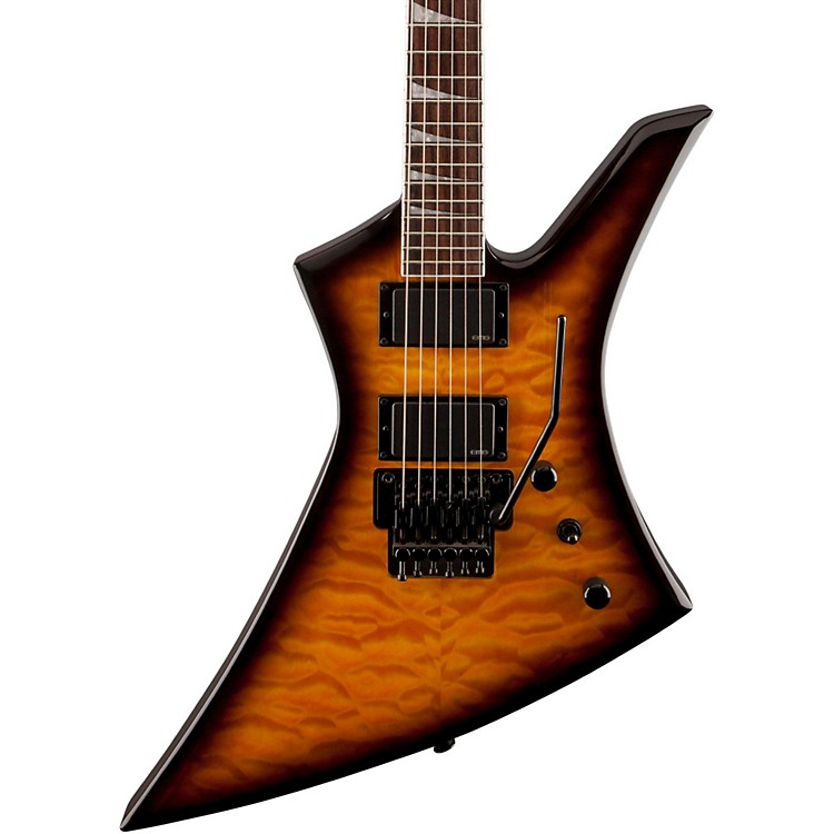 JacksonKelly KEXMG Electric GuitarTobacco Burst