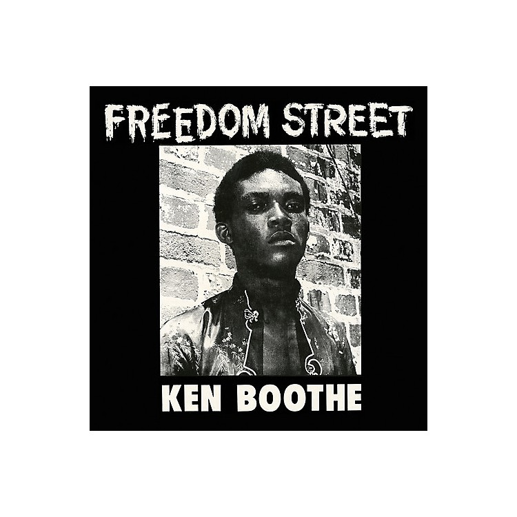 Alliance Ken Boothe - Freedom Street