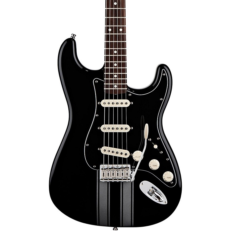 Fender Kenny Wayne Shepherd Stratocaster Electric Guitar Black