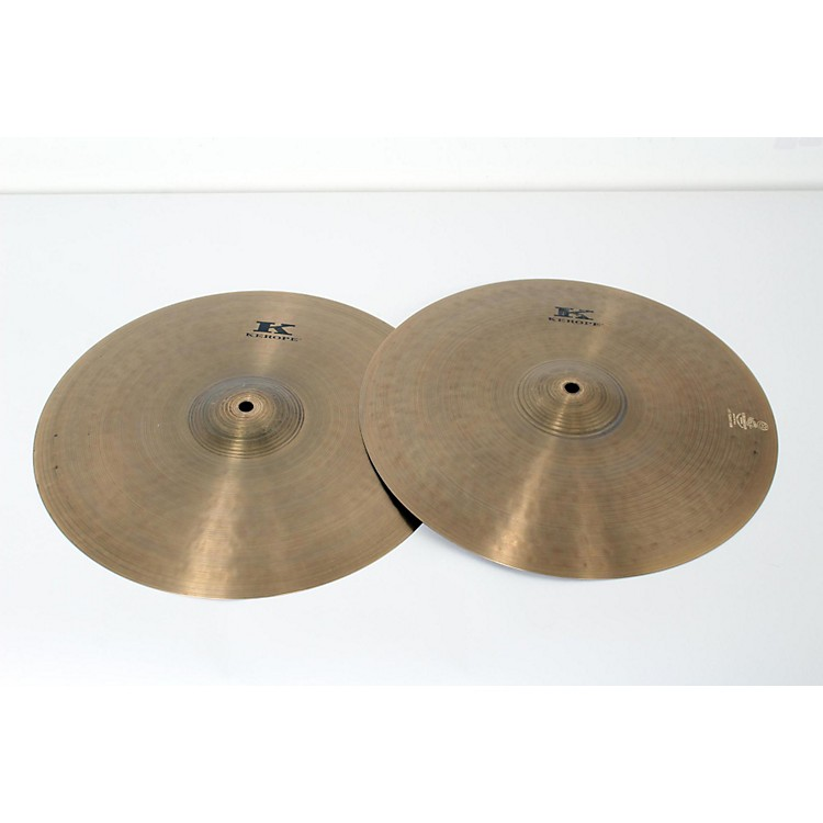 ZildjianKerope Hi-Hat Cymbal Pair15 in.888365904962