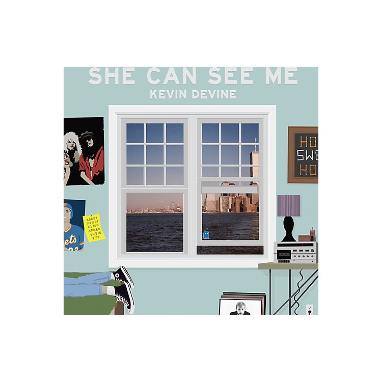 AllianceKevin Devine - She Can See Me