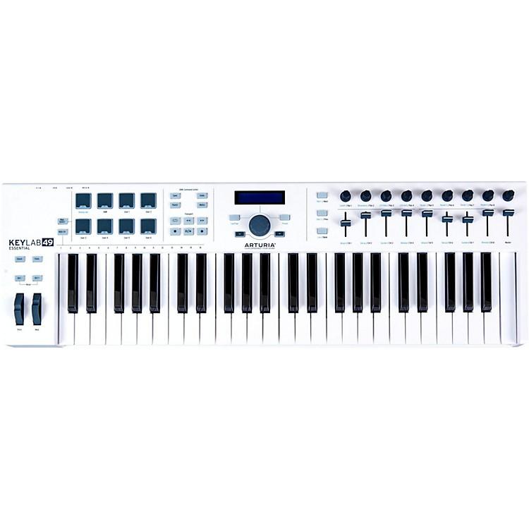 ArturiaKeyLab Essential 49 Keyboard Controller