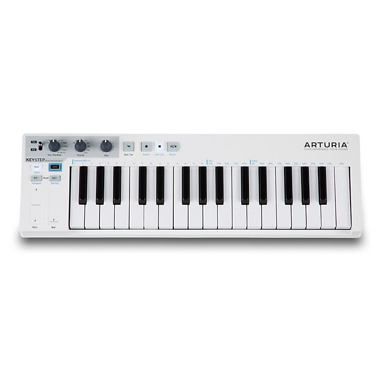 Arturia KeyStep Controller and Sequencer