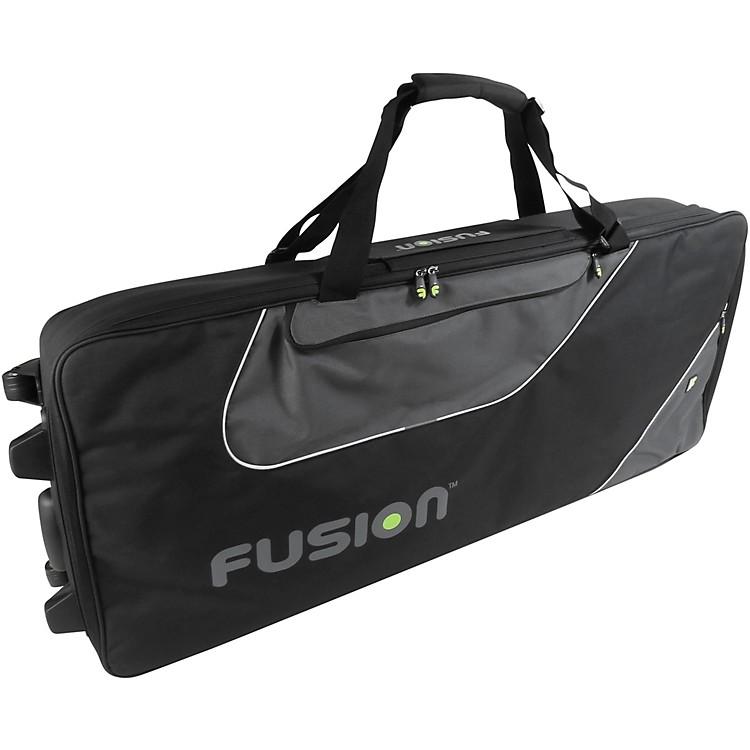 FusionKeyboard 16 Gig Bag with Wheels (76-88 Keys)