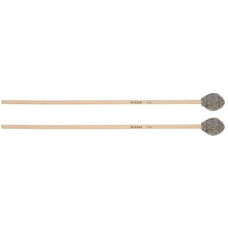MusserKeyboard Hard Mallet with Birch Handle - MUS118