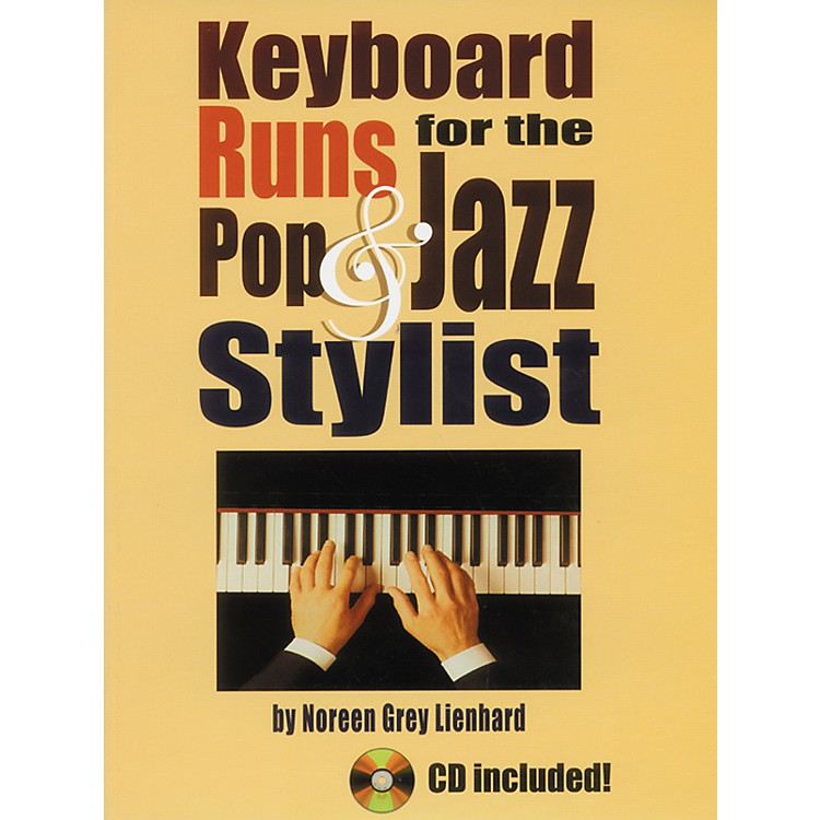 AlfredKeyboard Runs for the Pop & Jazz Stylist Book with CD