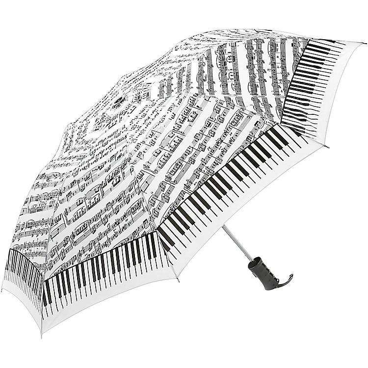 AIMKeyboard Umbrella With Sheet Music