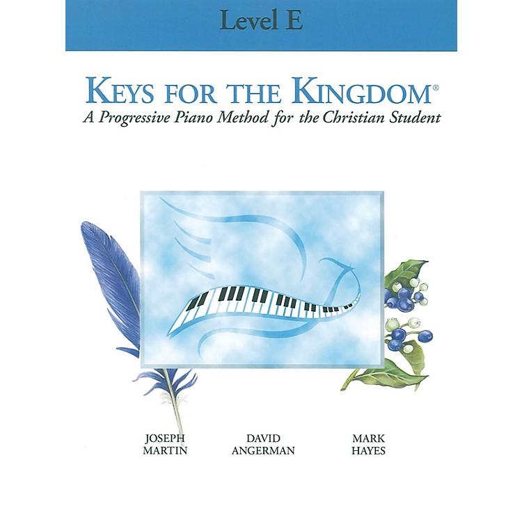 Hal LeonardKeys for the Kingdom (Level E Method Book)