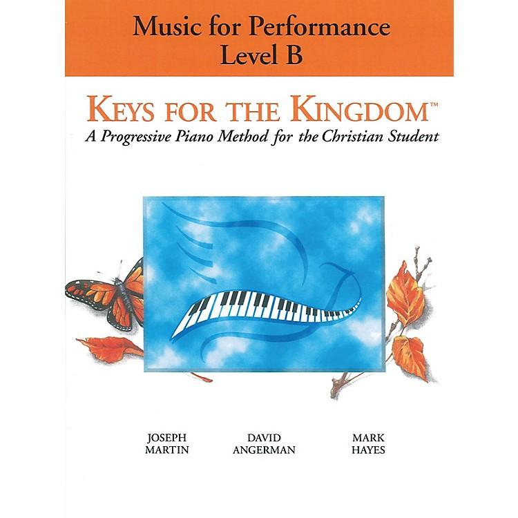 Hal LeonardKeys for the Kingdom Music for Performance (Level B)