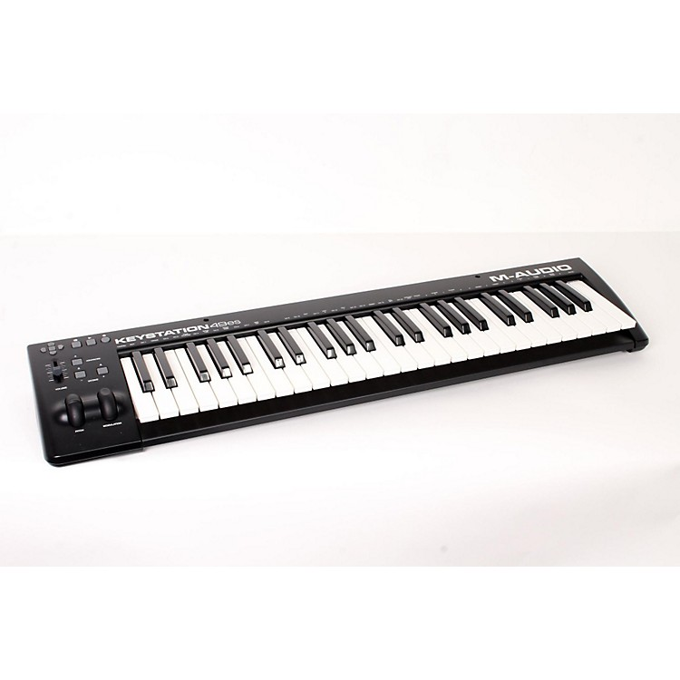M-Audio Keystation 49ES Black with Ableton Lite  888365900629