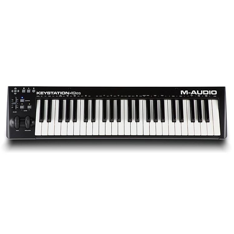 m audio keystation 49es black with ableton lite music123. Black Bedroom Furniture Sets. Home Design Ideas