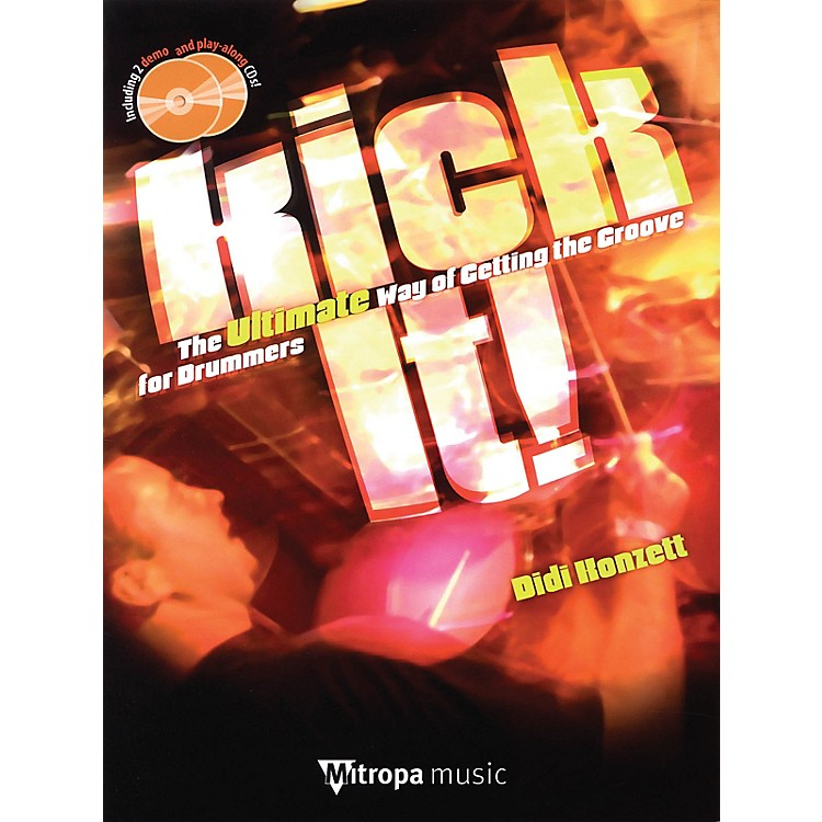 Mitropa MusicKick It! Mitropa Play-Along Book Series Softcover with CD Written by Didi Konzett