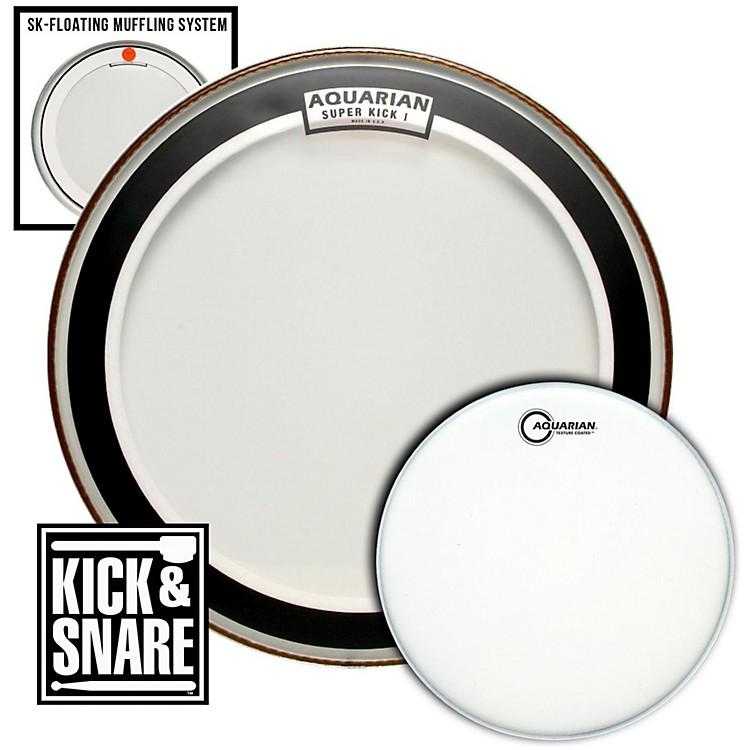 AquarianKick & Snare Pack