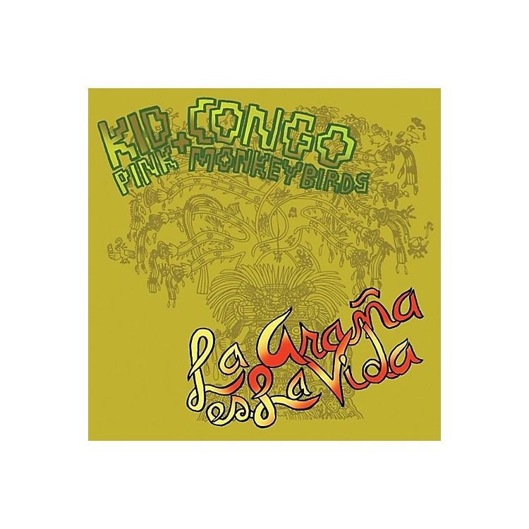 AllianceKid Congo & the Pink Monkey Birds - La Arana Es la Vida