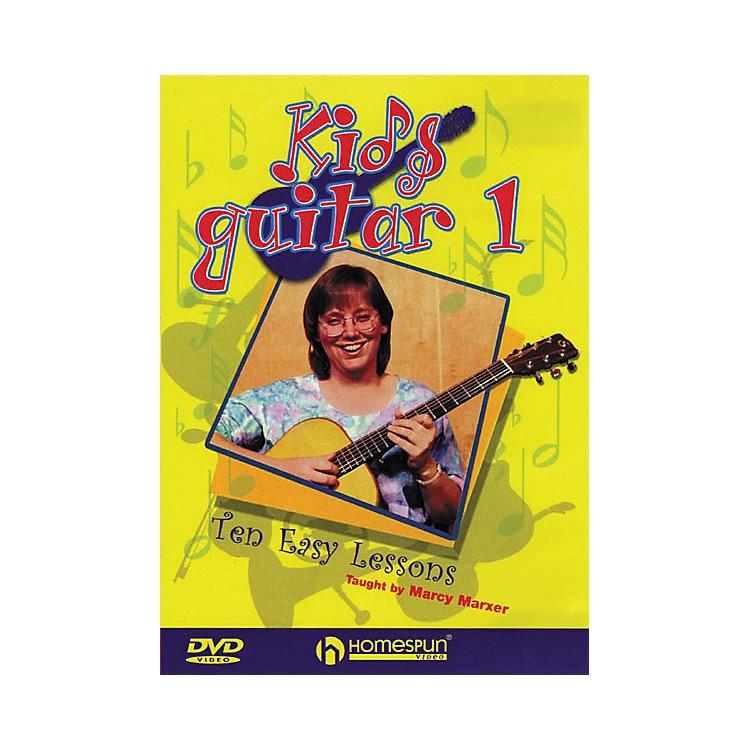 HomespunKids' Guitar 1 (DVD)