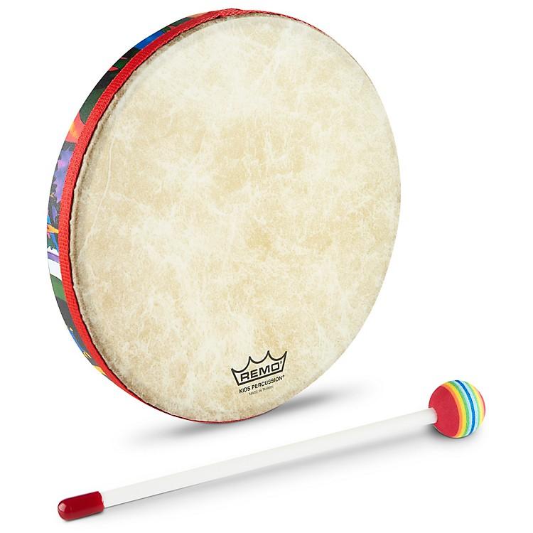 RemoKid's Percussion Rain Forest Hand Drum10' x 1'
