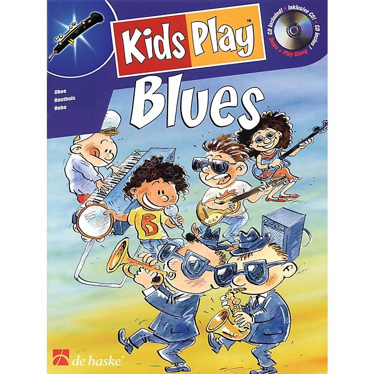 De Haske MusicKids Play Blues (Oboe) De Haske Play-Along Book Series Written by Klaas de Jong