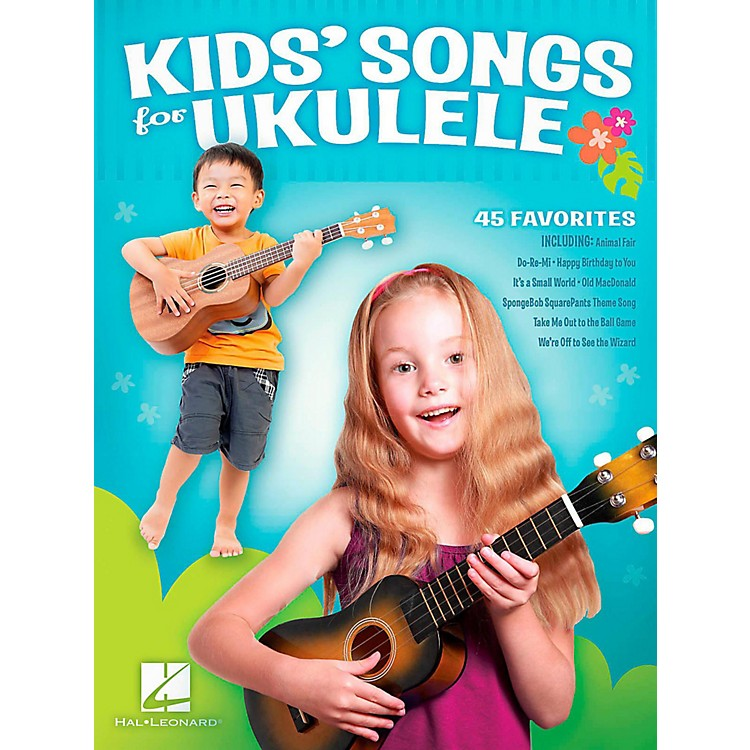 Hal LeonardKids' Songs For Ukulele