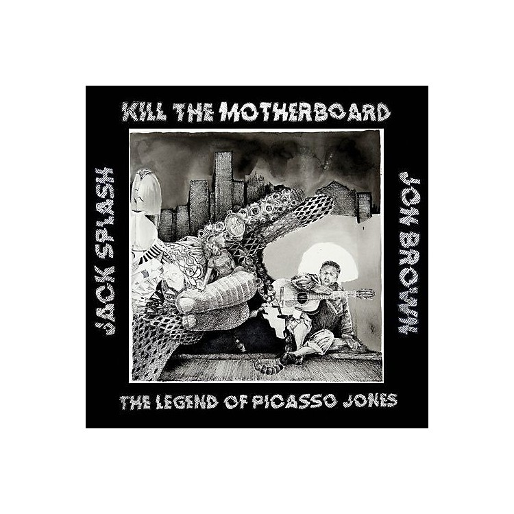 AllianceKill The Motherboard - The Legend Of Picasso Jones
