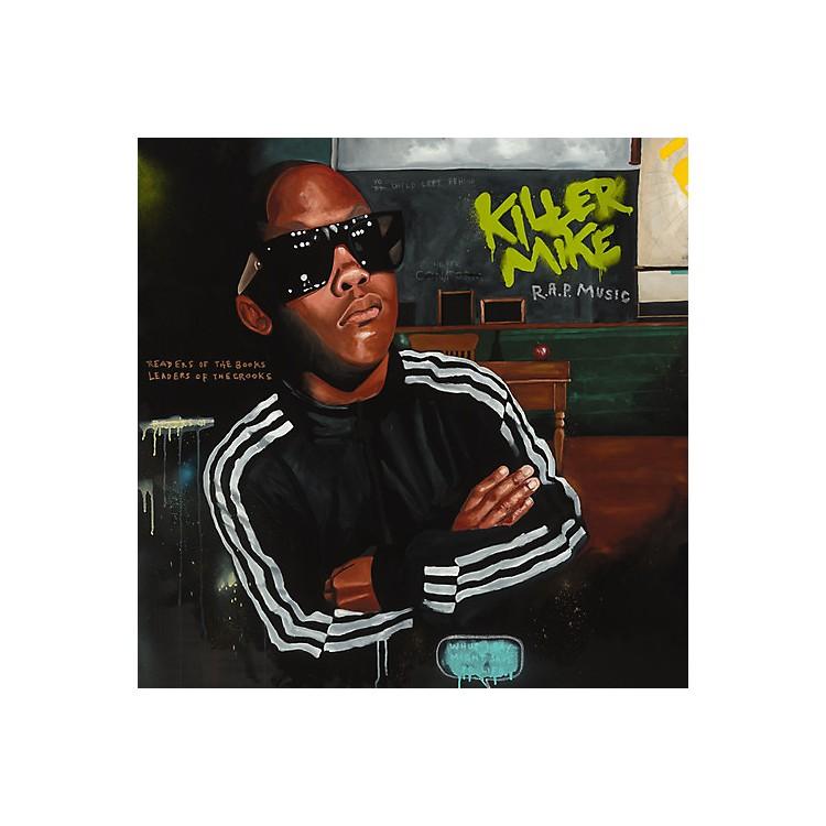 AllianceKiller Mike - R.A.P. Music