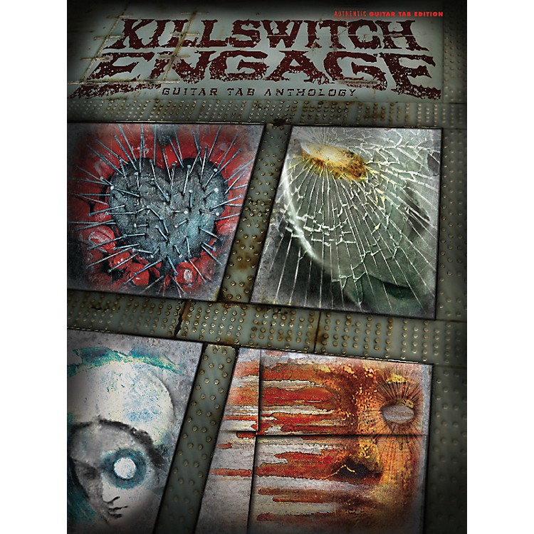 AlfredKillswitch Engage Guitar Tab Anthology (Book)