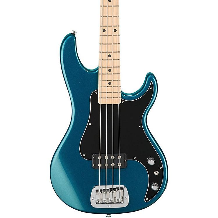 G&LKiloton Electric Bass GuitarEmerald Green Metallic