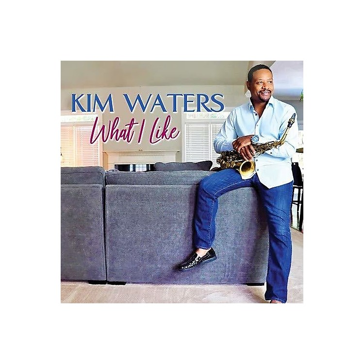 Alliance Kim Waters - What I Like (CD)