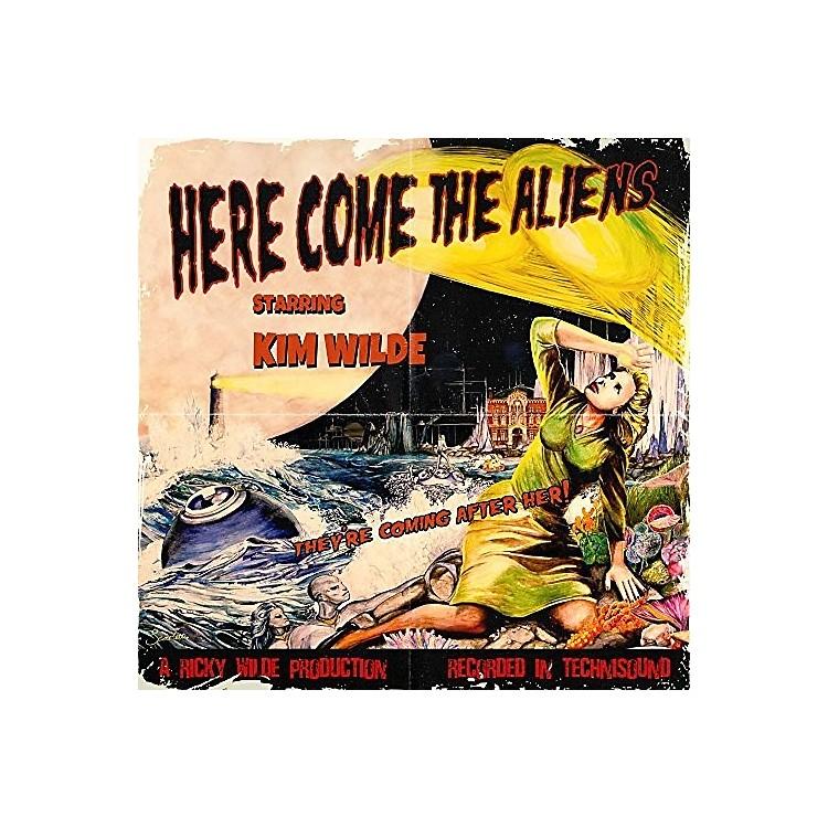 AllianceKim Wilde - Here Come The Aliens