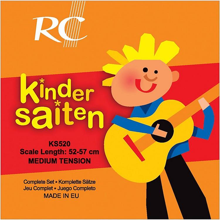 RC StringsKindersaiten KS520 Nylon Guitar Strings (52-57)