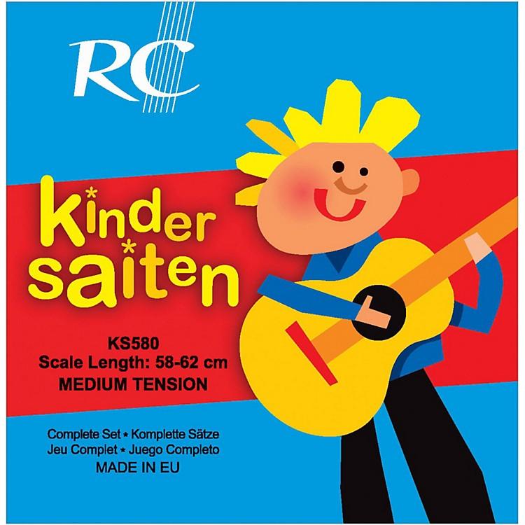 RC StringsKindersaiten KS580 Nylon Guitar Strings (58-62)