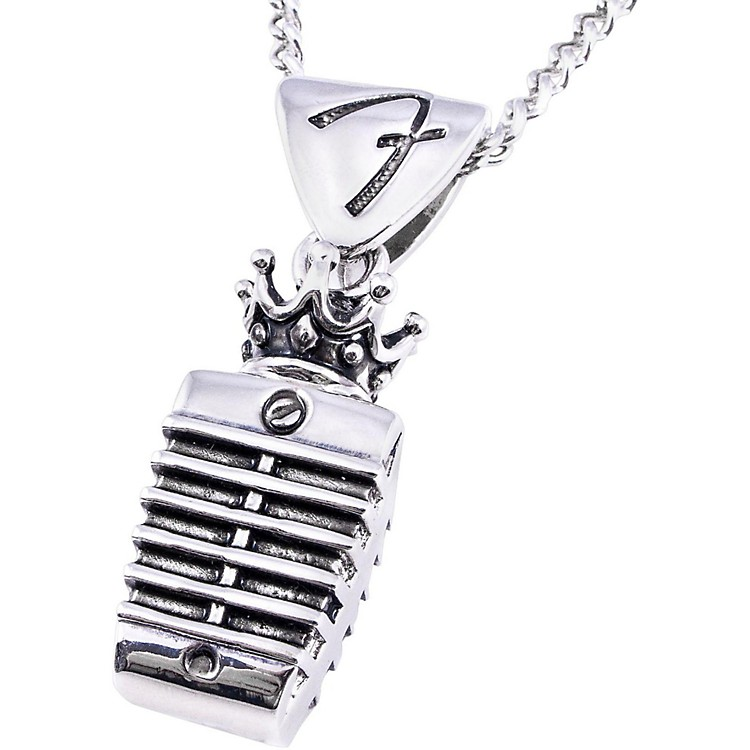 FenderKing Baby Microphone Necklace