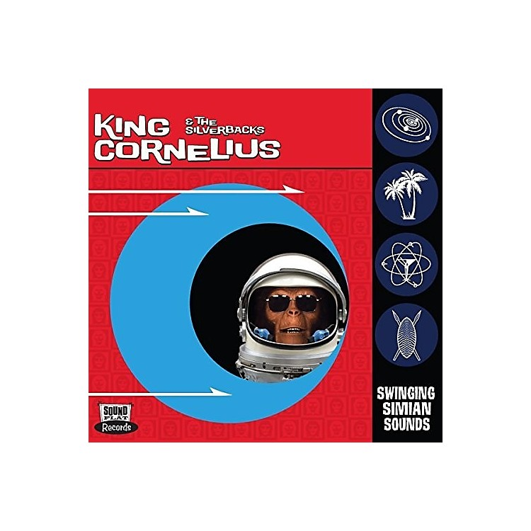 AllianceKing Cornelius & Silverbacks - Swinging Simian Sounds
