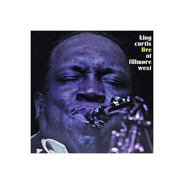 AllianceKing Curtis - Live at Fillmore Qwest