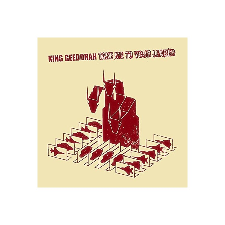 AllianceKing Geedorah - Take Me To Your Leader