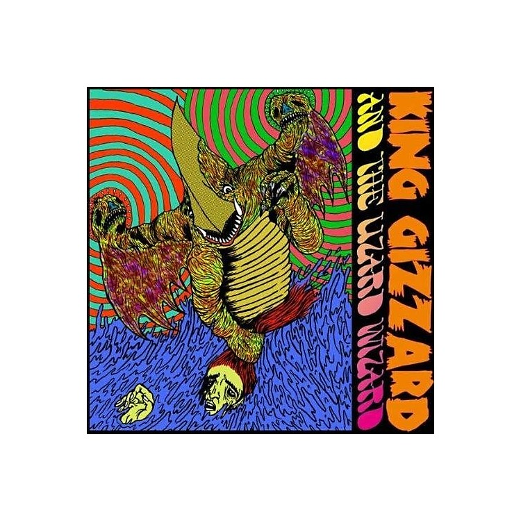 AllianceKing Gizzard and the Lizard Wizard - Willoughby's Beach