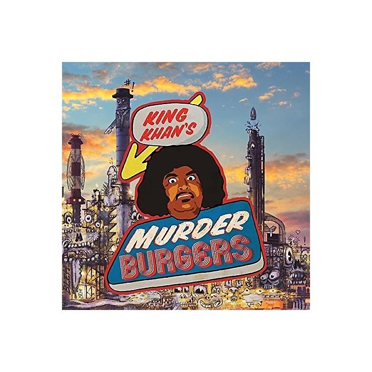 AllianceKing Khan - Murder Burgers