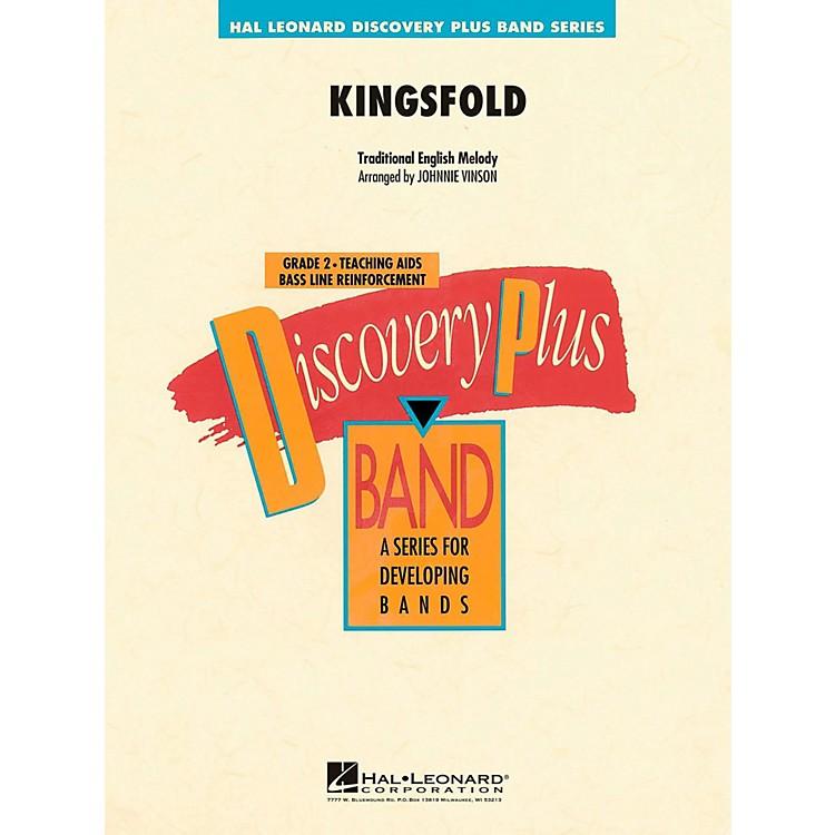 Hal LeonardKingsfold Concert Band Level 2