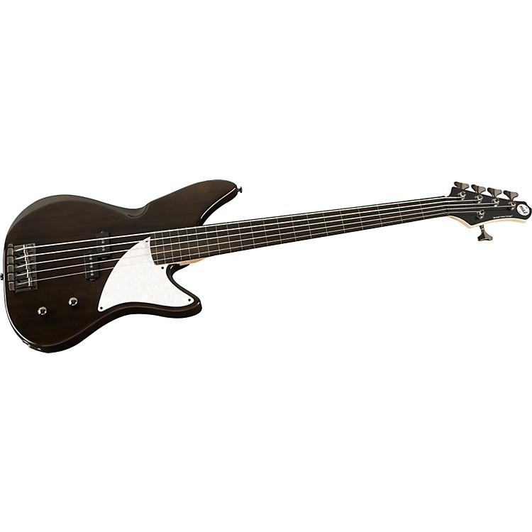 MTDKingston CRB 5-String Fretless Electric Bass GuitarTobacco SunburstEbony Fingerboard