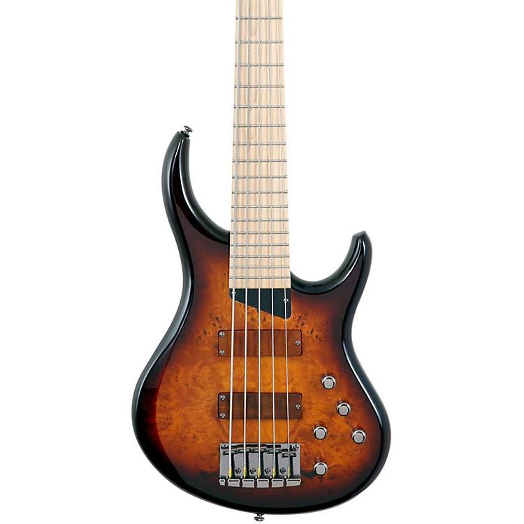 MTDKingston KZ 5-String Electric BassTobacco SunburstRosewood
