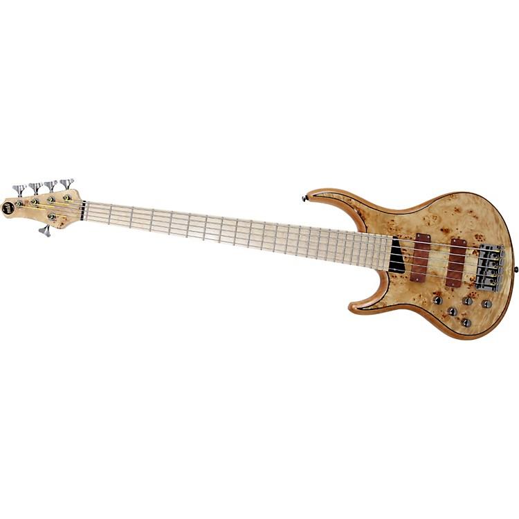 MTDKingston KZ 5-String Left-Handed Electric BassGloss NaturalMaple Fretboard